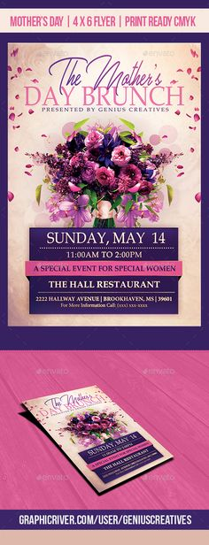 MotherS Day Brunch Invitation Easter Brunch Invite By Oohlalovely