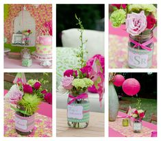 Girl Parties: Birthday Party Ideas: Lily Pulitzer Inspired 40th Birthday Party by Corrie