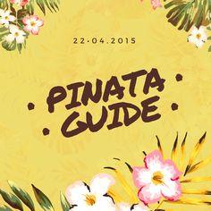 Guide to Piñata — Wayne Wonder Children's Parties in Buckinghamshire, Berkshire, Hertfordshire, Oxfordshire