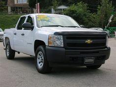 2011 Chevrolet Silverado 1500, 39,702 miles, $25,000.