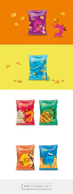 Eroski Snacks / Supperstudio