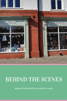 A look behind the scenes of Fairy Crafters where I work the crafts that are stocked and how the shop works for crafters. #fairycrafters #craftshop #giftshop