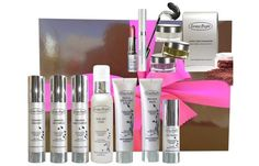 Complete Indulgence is the secret to maintain your skin in optimum condition! Use our natural Pure Indulgence skincare, followed by our 100% mineral based Make up. Kit contains: •Cleansing Emulsion •Rose Hips Toner •Advanced Day Complex •Replenish Night Complex •Papaya Exfoliant Scrub •Sea Kelp Mask •Mineral Vegan Foundation •Mineral Vegan Blush •Mineral Vegan Mascara •Mineral Vegan Eye Shadows •Mineral Vegan Lip Glaze You choose colours to suit you.