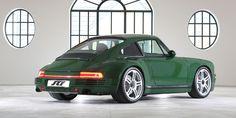 RUF Is Still Perfecting the Original Porsche 911 Formula