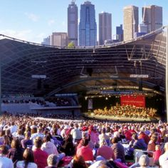 MSO Sidney Myer Music Bowl Concerts