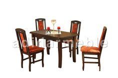 FELIX Stół + 4 krzesła, galeria zdjęć