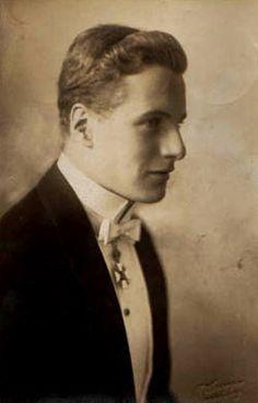 Prince Franz Joseph de Thurn et Taxis (1893-1971) fils du prince Albert et de l'archiduchesse Margareth Clémentine de Habsbourg Toscane