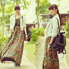 """@Camille Co's photo: """"More about this outfit on my blog www.itscamilleco.com !"""""""