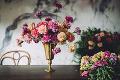 Have we got a treat for all you lovelies today!! We're delighted to announce a little mini-series that Destiny of Poppy +Mint Floral Company put together for 2017… Each month we'll be featuring a shoot that she designed + styled around that month's flower! Much like a birth stone, each month has a birth flower....
