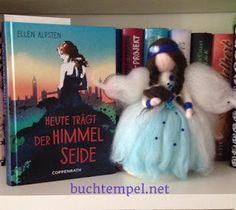 """Ellen Alpsten hat mit """"Heute trägt der Himmel Seide"""" einen sehr schönen Jugendroman über Ziele, Geheimnisse und die Liebe geschrieben. Wer sich für Mode und London interessiert, wird das Buch lieben. Es wird keinesfalls langweilig."""