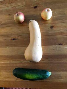 #7SillyPrompts Eggplant, Zucchini, Vegetables, Food, Essen, Eggplants, Vegetable Recipes, Meals, Yemek