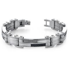 Men's Sophisticated & Stylish Heavy Duty Stainless Steel Bracelet. BUY NOW AND SAVE! Use Promo Code 959NB6 and Save 15% ON YOUR ENTIRE ORDER!