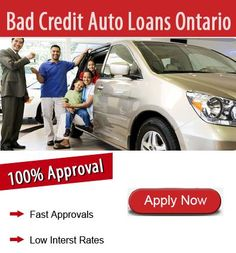 Just apply for instant financial help at bad credit auto loans Ontario and go home with your dream car without any down payment. With us you get auto loans no money down payment in Canada.