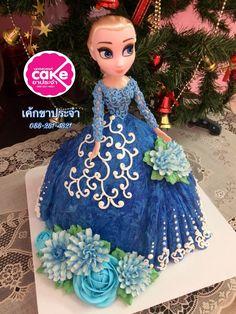 Barbie Cake by kapajumcake  #Nakhonsawan Thailand #เค้กนครสวรรค์