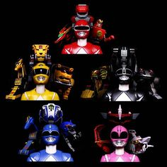 ⚡Who had the best individual zord?⚡