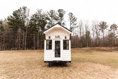 """28' """"Norma Jean 2.0"""" Tiny House GIVEAWAY by Lamon Luther"""