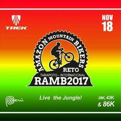 RAMB2017 Reto Amazon Mountain Bikers - Eventsmtb . .  #btt #mtb #Eventsmtb #sportlife #RAMB2017 #Amazon http://eventsmtb.com/en/event/ramb2017-reto-amazon-mountain-bikers