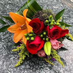 The Garden Delight bouquet makes its debut for the #deluxeelopement package.  OfficiantFlowers and Photographer starting at $500.  ElopeInStLouis.com St Louis Mo, Wedding Officiant, Wedding Photos, Bouquet, Packaging, Couples, Garden, Flowers, Plants