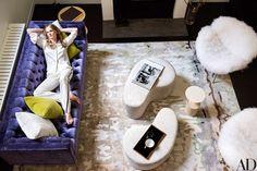 Model Anne V.'s Manhattan Apartment Photos | Architectural Digest