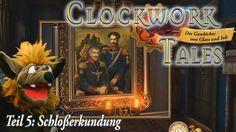 CLOCKWORK TALES Glass und Ink ♥ Teil 5: Schloßerkundung ♥ Wimmelbild mit...