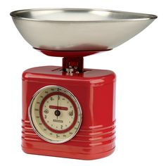 Vintage Red Scales by Typhoon
