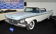 1959 Buick Electra convertible