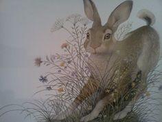 """""""The Velveteen Rabbit,"""" illustrated by  Gennady Spirin http://gennadyspirin.com/books/"""