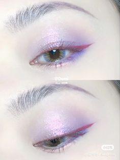 Korean Eye Makeup, Asian Makeup, K Beauty, Beauty Makeup, Makeup Aesthetic, Art Reference Poses, Makeup Tips, Skincare, Make Up