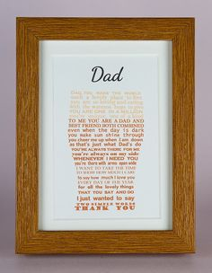 Daddy Gift Photo For Gifts Fathers Day Son To Birthday Daughter From