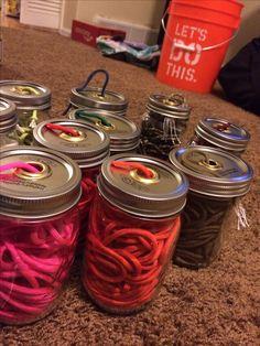 550 cord storage jars