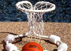 All Pro Water Basketball Game 121322