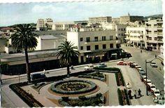 CPA Tunisie Bizerte Plate (25696)