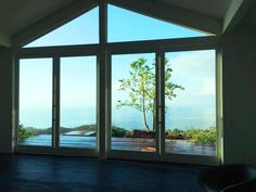 malibu home ocean view a frame windows cococozy