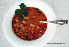 Bob Chorba – Bulgarian bean soup   The world of food and cooking