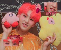 @sanriogloss Yugyeom, Got7, Different Aesthetics, Hoshi Seventeen, Twitter Layouts, My Little Baby, Love K, Hyungwon, Woozi