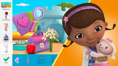 Doc's Sticker Book | Doc McStuffins | Disney Junior