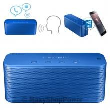 SAMSUNG SPEAKER LEVEL BOX MINI CASSA ALTOPARLANTE BLUETOOTH UNIVERSALE NFC NEAR FIELD COMMUNICATION 3W BLU - SU WWW.MAXYSHOPPOWER.COM