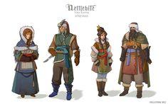 Atreyans part two by Hellstern on deviantART