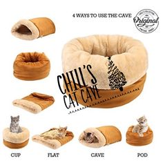 De lo que está a la mano - Para gatos y perros Pet Beds, Dog Bed, Cat Perch, Cat Room, Cat Furniture, Diy Stuffed Animals, Pet Clothes, Pet Accessories, Pet Shop