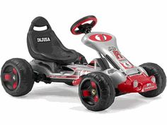 Cool Toys -Cool Kids Toys For Kids - Injusa Speedy Kart 6v-LollipopMoon.com only $189.00 - Cool Toys Cool Toys For Boys, Best Kids Toys, Cool Kids, Cool Sculpting, Kids Ride On, Big Wheel, Car Logos, Go Kart, Tricycle
