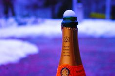 popping champagne in the snow : http://babesngents.com/blogs/news/18211045-lifestyle-pics-1 // #babesngents