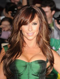 Jennifer Love Hewitt Breaking Dawn part 1 premiere Los Angeles red carpet