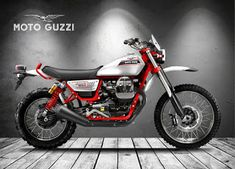 Motosketches: MOTO GUZZI STORNELLO 850