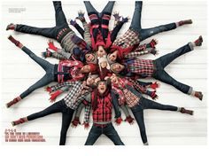 Cute snowflake picture