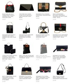 A-SHU.UK offers perfect bags for every occasion. Shop for trendy totes, cross body, clutches, bucket and laptop handbags at the best prices. Black Handbags, Hand Bags, Designing Women, Designer Handbags, Range, Colour, Stuff To Buy, Shopping, Collection