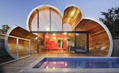 Casa estilo contemporâneo em Melbourne - Austrália