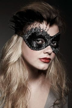 The Net's Most Beautiful Masquerade Ball Masks, Designed to Impress! ~ They even have sets that match for couples.