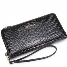 Black Clutch Casual Dress - Bought one JUST like this and it really comes in handy. Goes from day to night. I use mine all the time