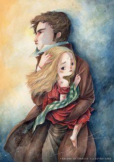 Les Miserables by Fabiana Attanasio