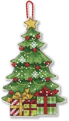 Christmas - Cross Stitch Patterns & Kits by christine